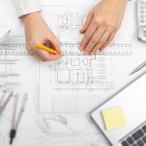 Architekt Symbole