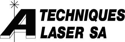 Logo a techniques laser