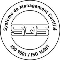 Système de Management certifié SQS ISO 9001 / ISO 14001