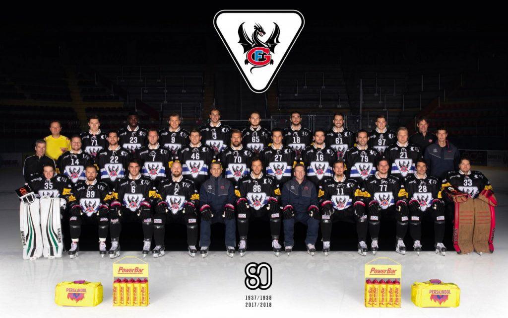 Equipe HC Fribourg Gottéron