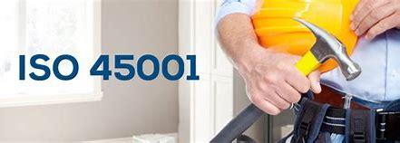 Norme Suisse sécurité au travail ISO 45001