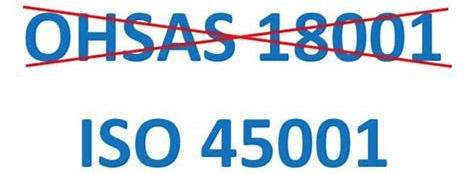 Norme Suisse santé au travail ISO 45001